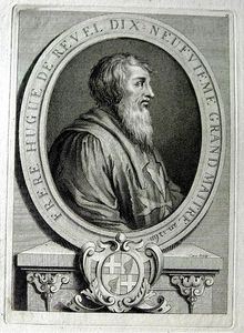 Portrait of Hugh de Revel