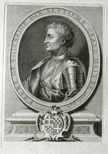Portrait of Pierre de Ville-Bride