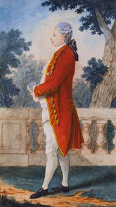 Louis (Carrogis) De Carmontelle