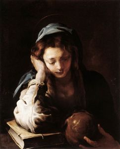 he Repentant St Mary Magdalene