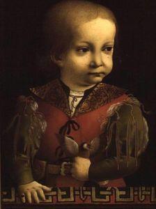 Retrato de Francesco Maria Sforza