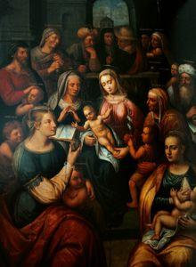 Family of Mary.