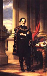 Portrait of Laszlo Teleki