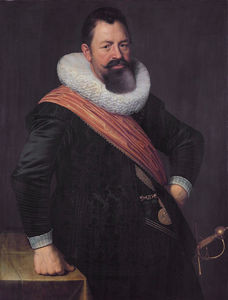 Retrato de Jochem Hendricksz