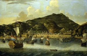Dutch Ships off Tripoli