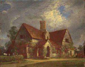 Blaise hamlet cottages, double cottage