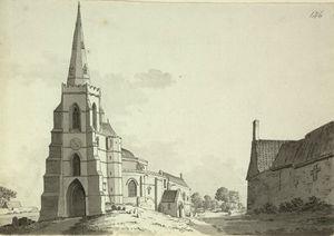 St iglesia sepulcro, Northampton