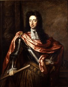 Portrait of King William III
