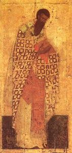 Icon of St. Basil the Great