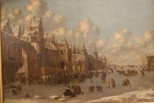 Wikioo.org - The Encyclopedia of Fine Arts - Artist, Painter  Thomas Heeremans