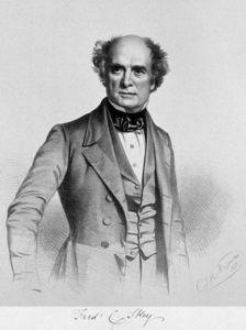Portrait of Frederic Carpenter Skey