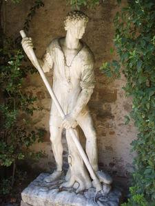 Giovanni Simone Cioli, man spade