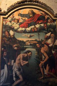 Bautismo valencia catedral