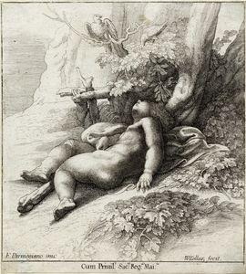 Infantil Hercules dormido