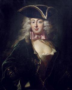 Portrait of Emerencjanna Pociej née Warszycka