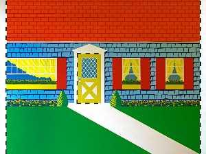 Wikioo.org - The Encyclopedia of Fine Arts - Artist, Painter  Ken Elias
