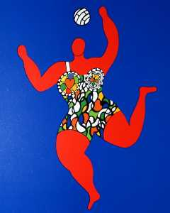 Wikioo.org - The Encyclopedia of Fine Arts - Artist, Painter  Niki De Saint Phalle