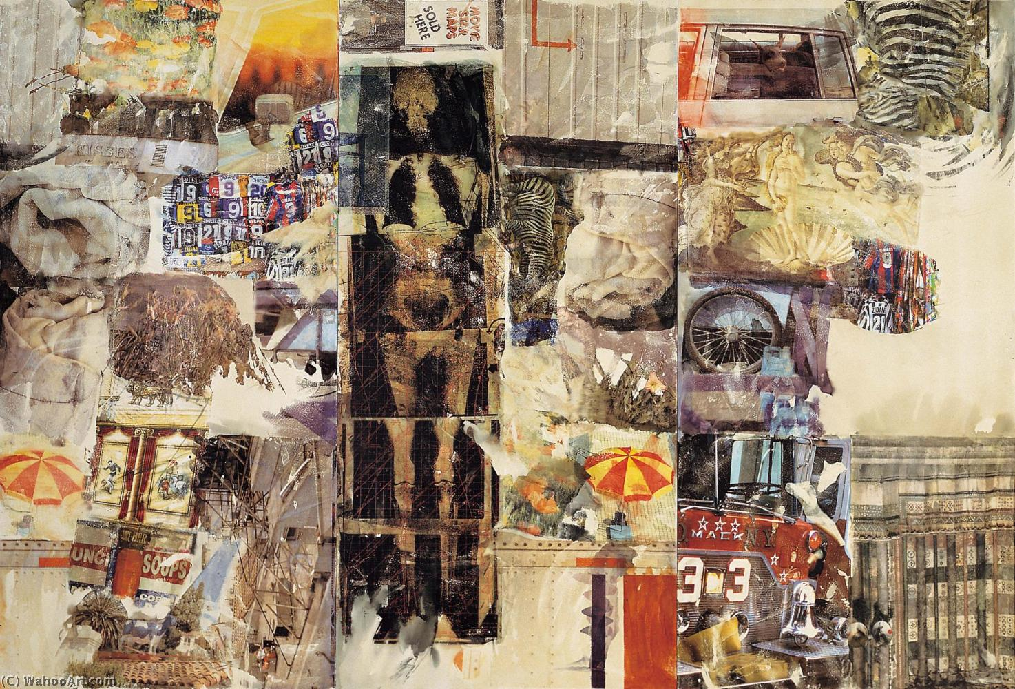 a biography of the life and achievements of robert rauschenburg Visualizing the place where spirituality and today's families meet(place + space + spiritual self) x art = splaceit is in the everyday relationship, such as the family.