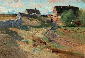 Landscape with a Fence