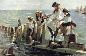 The Little Anglers