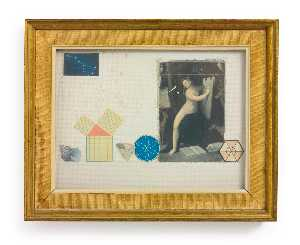 Mathematics in Nature - Joseph Cornell