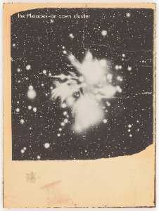 Untitled (the Pleides an open cluster)