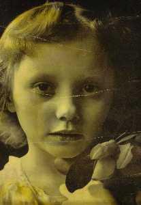 Untitled (Girl with Gardenias)