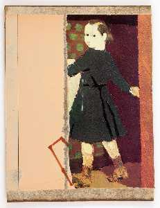 Untitled ( Le Petite Livre by Eduard Vuillard)