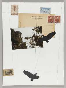 Untitled (Spanish postcard, address side)