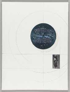 Untitled (astrological sign for Pisces)