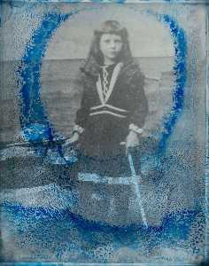 Untitled (Helen Storms Cornell as child)