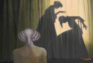 アウトレア ソンゲ族 - Leonor Fini