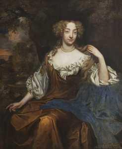 Dorothy Shirley, Mrs George Vernon