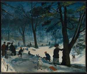 Central Park, Winter
