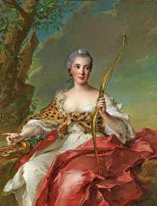 Madame de Maison Rouge as Diana