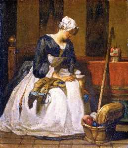 The Embroiderer (first version)