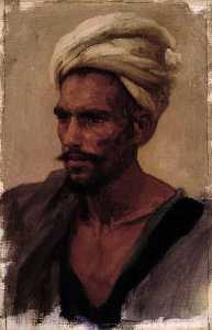 Head of an Arab