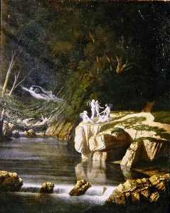 Fairies - James Francis Danby