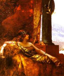 Empress Theodora at the Coliseum