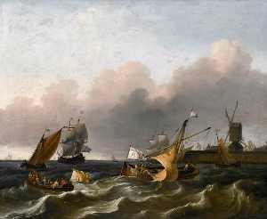 Dutch Coastal Vessels