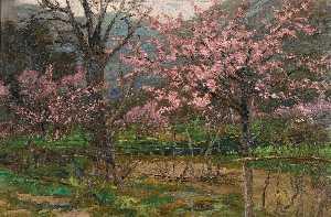 Spring Blossom - Olga Wisinger Florian