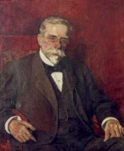 Retrato del general Jorge Wood