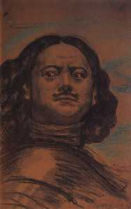 The Head of Peter the Great