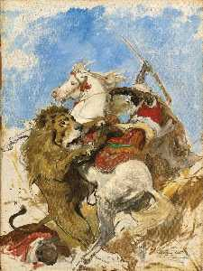 The Lion and the Moor