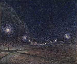 Hornsgatan by Night