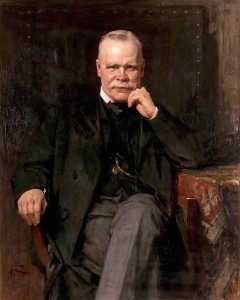 James Franck Bright, DD, Master