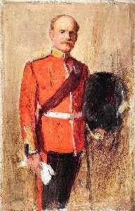 Man in Guards' Uniform