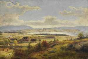 Norwegian Ask Gods 1848 Ask Estate 1848
