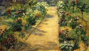 Landscape Garden Path