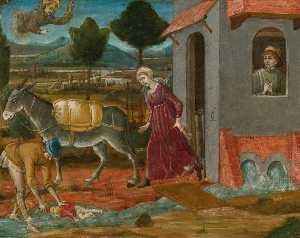 St Bernardino Restoring a Child to Life